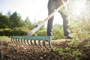 ergonomiskt trädgårdsarbete